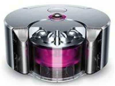 Dyson 360 Eye Robot Vacuum cleaner color Nickel/Fuchsia Japanese Ver. New Japan