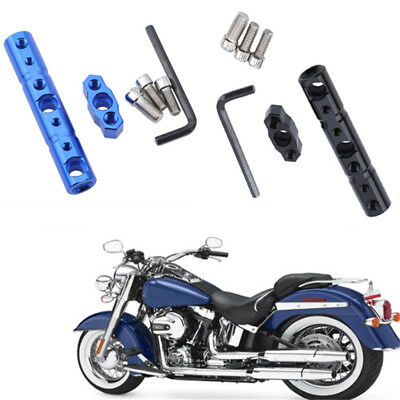 Aluminum Alloy Motorcycle Holder Scooter Stand Mount Bracket Phone GPS D