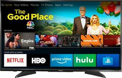 """Toshiba - 43"""" Class – LED - 2160p – Smart - 4K UHD TV with HDR – Fire TV Edition"""