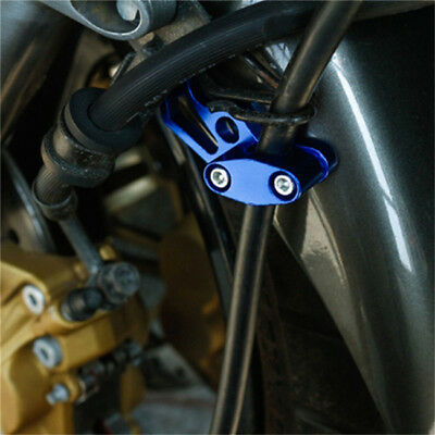 High Quality Motorcycle Brake Line Clutch Cable Handlebar Frame Clamp Clip D