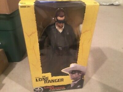 Disney The Lone Ranger Action Figure - Neca 1:4 Scale NRFB