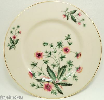 Lenox Country Garden W302 2 Pc Set Salad Plate & Bread Plate