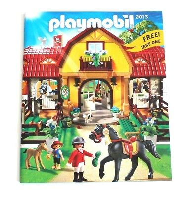 Playmobil Collector/'s Catalog 2012 Pirate Ship Cover MINT