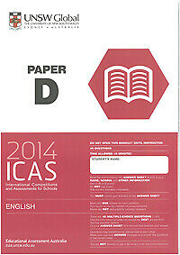 ICAS Past Papers Year 6 (Paper D) All subjects