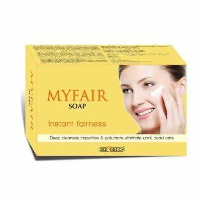 ZEE LABORATORIES Myfair Soap Instant  FAIRNESS free shipping