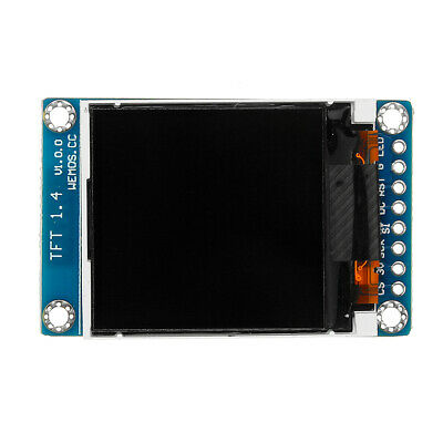 Wemos® ESP8266 1.4 Inch LCD TFT Shield V1.0.0 Display Module For D1 Mini Board