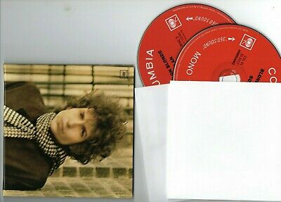 BOB DYLAN 1966 - ULTIMATE MONO MASTER - BLONDE ON BLONDE ♦ 2x CD Limited Edition