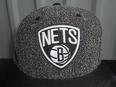 official photos 7542a d238c Brooklyn Nets NBA Mitchell   Ness snapback cap hat