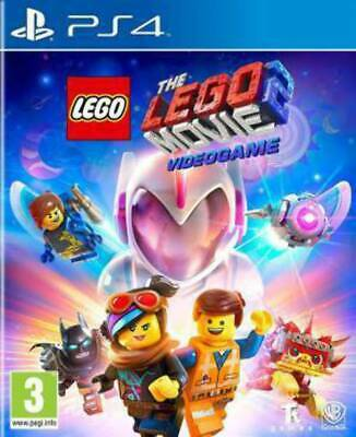 PS4 LEGO Movie 2 Videogame