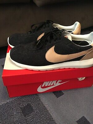 outlet store 30ca0 3e08f Nike Roshe LD-1000 Men s Athletic Shoes Black Vachetta Tan-Sail Size 11.5