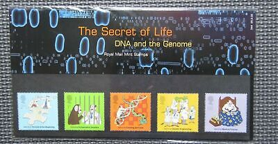 G.B Presentation Pack - The Secret Of Life :- DNA and the Genome - Pk No.344