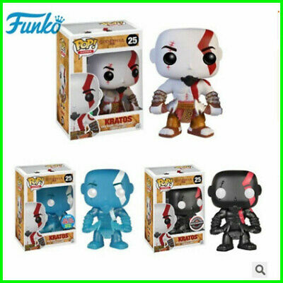 Funko Pop 10cm PVC God Of War Kratos Characters Action Figure Toys Anime Model