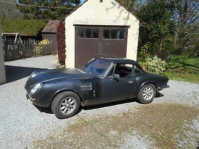 Triumph Spitfire Fitted With Gt6 Engine Price Reduced Again