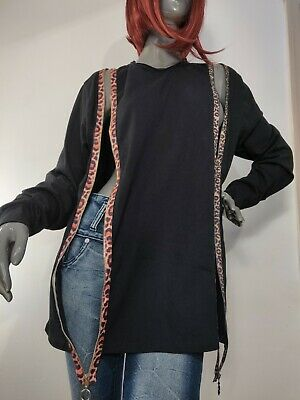 1da617454bf Emma and Sam Long Sleeve SHIRT/TOP SZ Small Oversized 100% Cotton