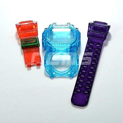 G-SHOCK GX/GXW-56 a.k.a King Band and Bezel Jelly Ice Custom Manbox Colour