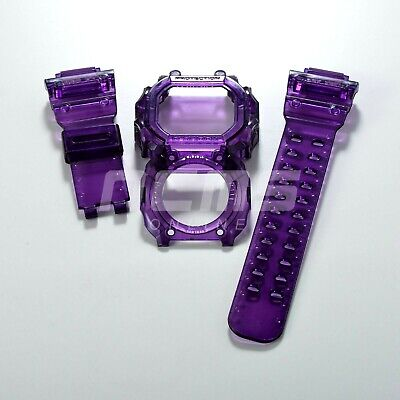 G-SHOCK GX/GXW-56 a.k.a King Band and Bezel Jelly Ice Custom Purple Colour
