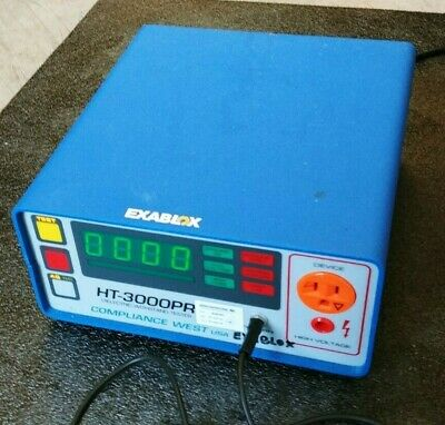 Compliance West HT-3000PR Dielectric Withstand Tester