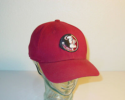 low priced 15ec8 8159f Florida State Seminoles Official NCAA One Fit Hat Cap Top of the World - RED