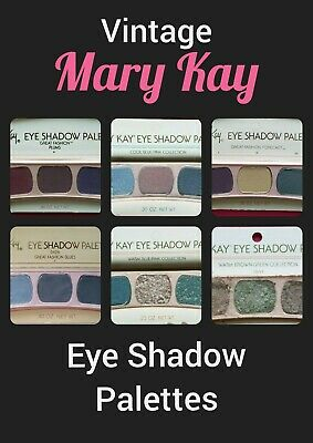 Vintage Mary Kay Eye Shadow Palettes **You choose!**