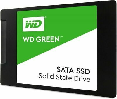 "WESTERN DIGITAL WD 480GB SSD 7MM 6GB/S 2.5"" WD SATA III GREEN Original For PC"