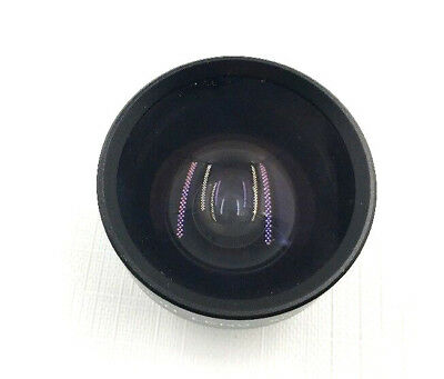 Kenko 0.5X Wide Conversion Lens KTW-05 Manual Made in Japan X0.5