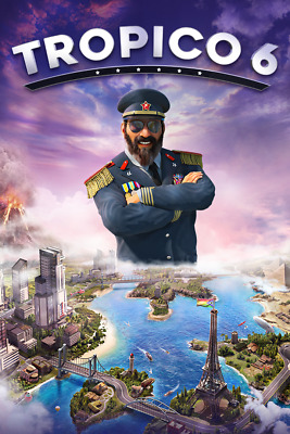 TROPICO 6 PC - Gioco Italiano Originale Steam