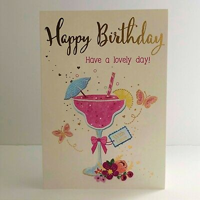personalised birthday card Twirlywoos any name//age//relation.