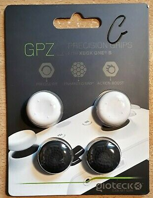 GIOTECK GPZ PRECISION GRIPS for XBOX ONE CONTROLLER brand new & sealed