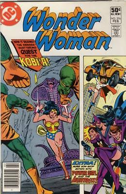 SALE! Wonder Woman #276 ~ Feb 1981 ~ 8.5 VF+ ~ Outstanding Copy ~ Bronze Age