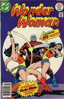 SALE! Wonder Woman #228 ~ Feb 1977 ~ 7.0 FN/VF ~ Nice Copy! ~ Bronze Age