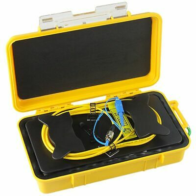 SC/UPC-FC/UPC OTDR Dead Zone Eliminator Fiber Rings Optic OTDR Launch Cable Box