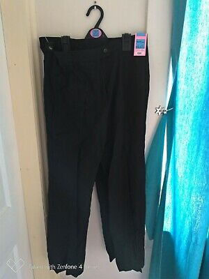 BNWT Six pairs of M and S Bootleg trousers with stormwear age 14