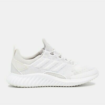 31573b44c adidas Men s Alphabounce City Run ClimaCool Running Shoes White Size 8.0