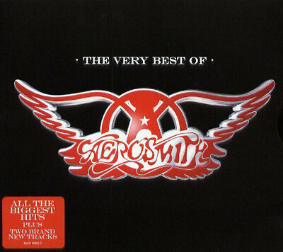 Aerosmith ‎– The Very Best Of - CD