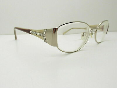 2517afec3e Guess by Marciano GM 148 EYEGLASSES FRAMES 53-17-135 Gold Oval 13777