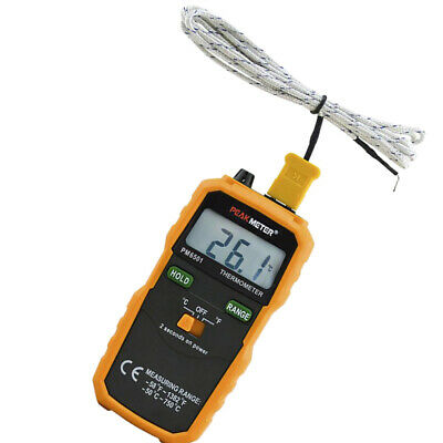 Digital Thermocouple Thermometer Wireless K Type Temperature Meter Standard