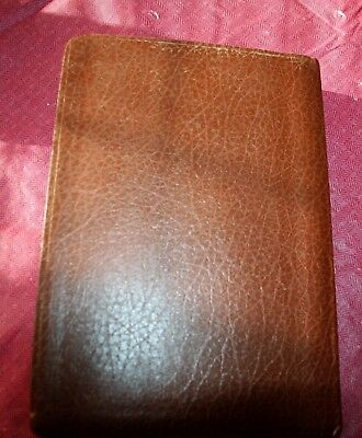 """HOLY BIBLE King James Version ANALYTICAL """"Thumb Index"""" 1970 Edition"""