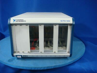 National Instruments PXI-1042 General-Purpose 8-Slot Chassis for PXI