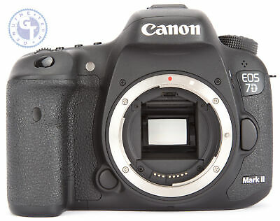 Canon EOS 7D Mark II 20.2MP Digital SLR Camera (Body Only)