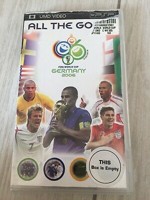 PSP - UMD Video - All the Goals: FIFA World Cup Germany 2006