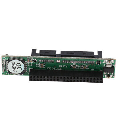 2.5 Inch 44 Pin IDE To SATA Male HDD Card Adapter Converter