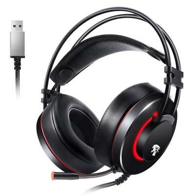 MEIDI SA-708 GT Gaming Headset Headphone With  Microphone For PS4 PC Laptop xbox
