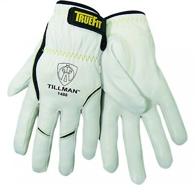Tillman 1488 Medium Truefit Top Grain Goatskin TIG Welding Gloves
