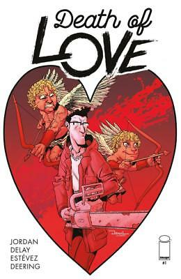 Death of Love #1 Image  Comics 1st Print 2018 COVER A