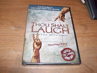 Thou Shalt Laugh 2: The Deuce Hosted by Comedy Great Tim Conway (DVD, 2007) NEW