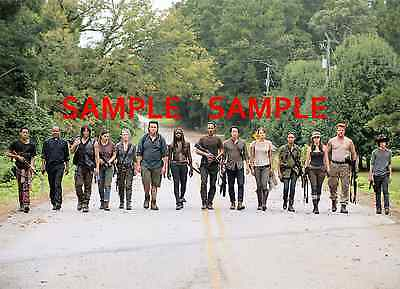 "The - Walking Dead   -  Poster  -  8.5"" x 11""  -  [ 31 ]"