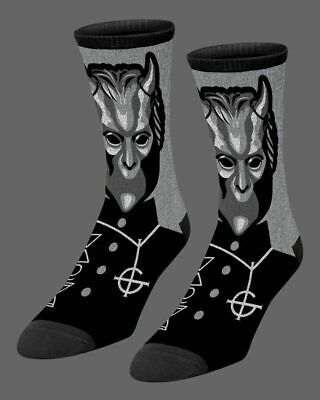 Ghost Band BC Papa Nameless Ghoul Fright Rag SOCKS B.C. Sold Out Rare Copia Rats