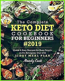 The Complete Keto Diet Cookbook For Beginners 2019 [PDF-EB00K online fast delive