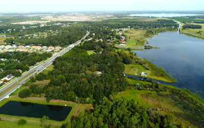 Central Florida Land for Sale. 10,375.9 sq ft.Lake Placid by LAKE/WATER