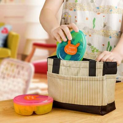 Baby Bowl Children Toddlers Eat Snack Kids Non Spill Proof Food Bowl Lunch Box